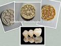 No- la irritación de material dental, disco de circón, para roland, wieland cadcam de fresado de la máquina