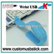 silicone bracelet usb memory disk wrist band gift 4gb-32gb