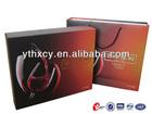 Customized cardboard wine glass boxes