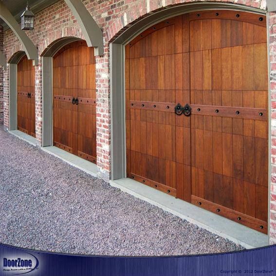 Vertical style grange bois portes de garage for Porte de grange bois