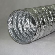 Fire Resistant Aluminum Flexible Air Duct