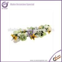 bridal crown/wedding tiara/hair decoration artifact flower decoration
