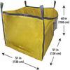 China export quality hot sale waterproof super bulk bag