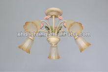 Zhongshan glass flower chandelier&modern lamp 8405-5