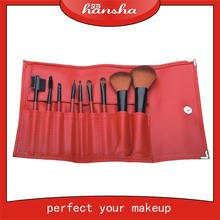 wholesale!!! 9pcs professional blush makeup brush set,new product