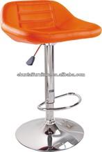 cheap antique PU leather bar stools/bar chairs/chair gas lift