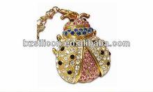 Beautiful usb jewelery flash memory with good quality