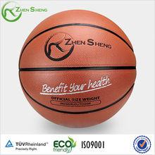 branded basketball