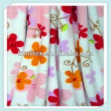 Polyester shu velveteen applique quilt patterns blanket