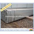 china productos de acero galvanizado para la tubería de riego por goteo
