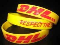 promotional bulk cheap no minimum free shipping custom silicone wristband
