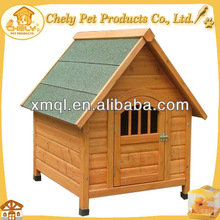 Easy Clean Storage Adjustable Rubber Feet Outdoor Dog House