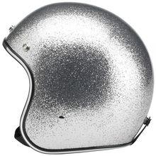 Custom open face 3/4 free motorcycle helmets