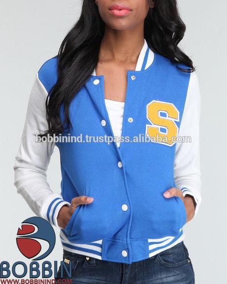 Womens Varsity Jackets