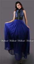 Beaded grecian style evening dress hong kong evening dresses online