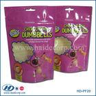 China manufacturer dog food bag with zipper