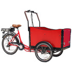 electric three wheel cargo trike three wheel car