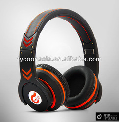 High Quality Bluetooth Stereo Wireless Soloed Headphone With Mic For Mobile Phone In Original Logo+Box