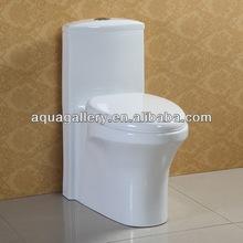 Bahtroom Ceramic WC One Piece Toilet Bowl