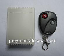 2 button remote controls & 2 channel PY-DB11-4