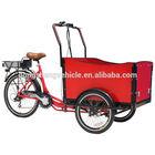 electric three wheel cargo trike e trikes