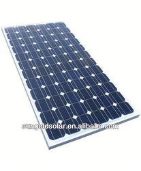 Factory+Mono+Poly+Protable solar panels silicone sealant