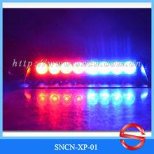 Sucker Type led flash lights 12v car SNCN-XP-01