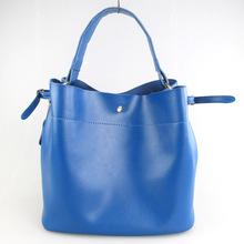 2014 lastest fashion blue woman's bag cheap handbag imitation