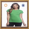 new model short sleeve slim fit t shirt for women