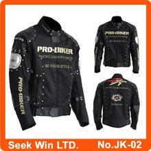 Moto jacket men oxford professional racing jacket motorcycle JK-02
