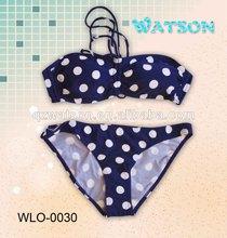 Nylon/ Spandex Swimwear Collection 2014 Fabric Ladies bikini Swimsuit