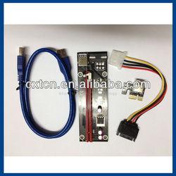 PCI-E riser usb to mini pcie Cable Bitcoin asic miner