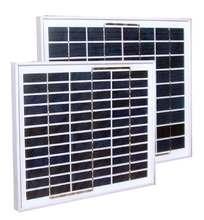 12v 20w solar panel 36 cells