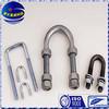 Custom U bolt bending machine