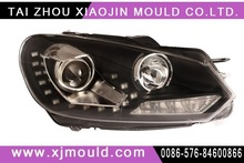 toyota angel eyes headlight mould maker