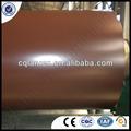 bobina de alumínio prepainted 1050 usado para máquina de sarjeta