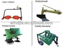 Mini cortadora! De un solo arado! / Mini Tractor - nuevo diseño