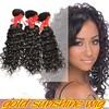 Wholesale unprocessed grade 5a cheap deep curl human hair weave unprocessed virgin hair
