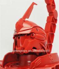 modello di robot giocattolo manufacter