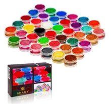 PET colorful Glitter eyeshadow powder pigments