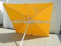New Fshion advertising sun umbrella 3*3m umbrellas outdoor