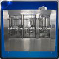 Automático monobloco 3 1 na lavagem, enchimento, máquinadetampar para a pequena garrafa de água de produção sd-g-16-12-6