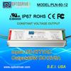 Constant voltage sign led driver