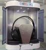 Headset Sterilizer cleaner of earpiece oriented sterilizing dustproof device for school library