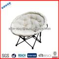 2014 de alta calidad y baratos de camping al aire libre heavy duty luna silla plegable silla