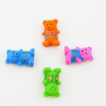 Factory Direct Sale Children Cute 3d Big Shaped Erasers