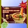 yum yum quick to eat Korean instant noodle