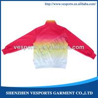 New design ladies fleece track suit