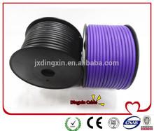 Black XLR microphone Cable in Bulk China Manufacture