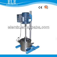 hydraulic lift lab mixer